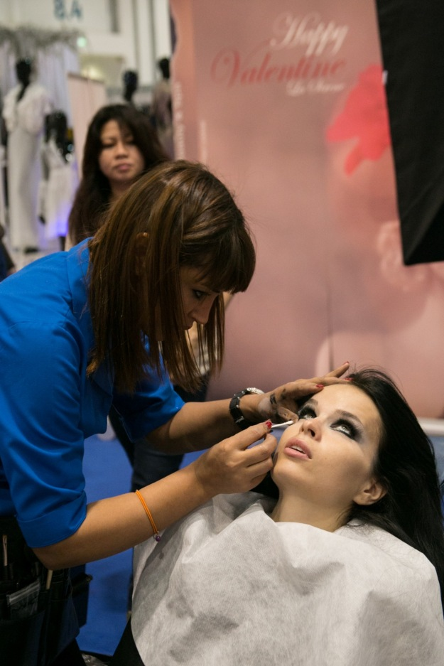 BRIDE Abu Dhabi - Beyond Beauty 2013 (7)