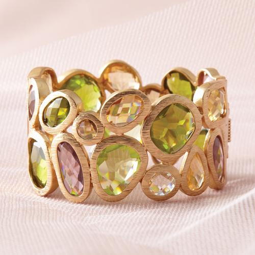Gemstone Clutch
