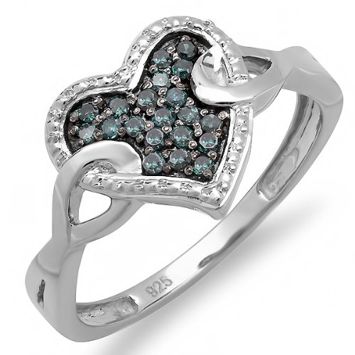 020-carat-ctw-sterling-silver-round-blue-diamond-ladies-promise-heart-love-engagement-ring-15-ct-image-11