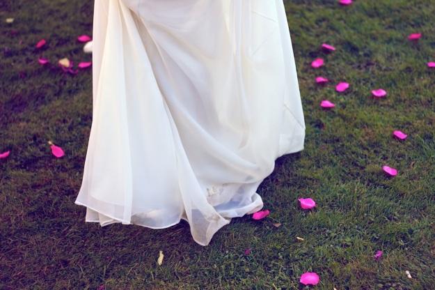 Confetti & Wedding Dresses