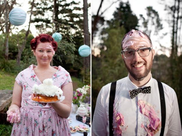Alison & Ryan's Tea Party