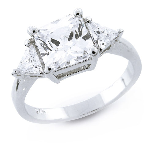 Princess-Three-Stone-Ring