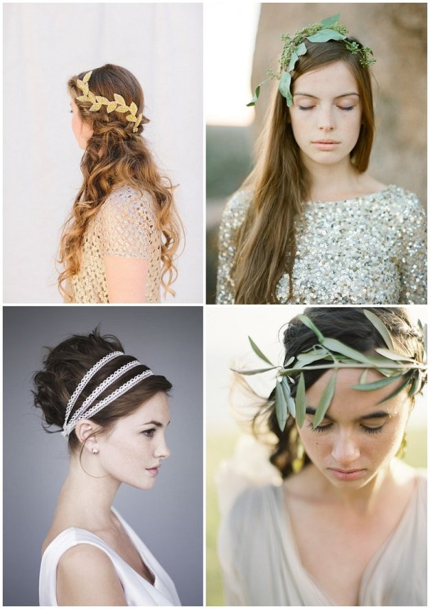Clockwise from top: pinterest; Taylor Lord Photography; Once Wed; Pinterest
