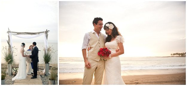 L: Elizabeth Messina R: Costa Rica Weddings