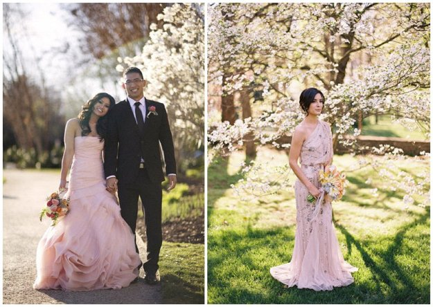 L: Fresh in Love R: Tec Petaga Wedding Photography