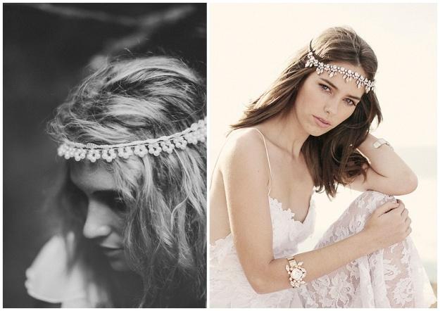 L: Elayna Headpeice R: Ava Headpiece