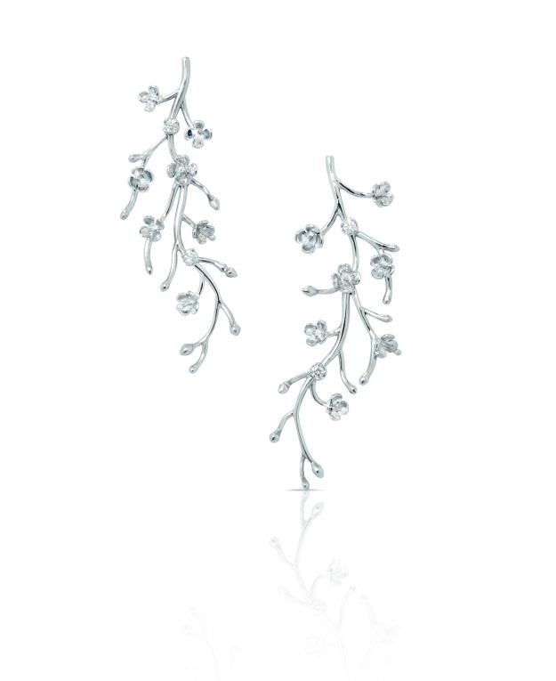 Ophelia Earrings - Phioro Jewellery