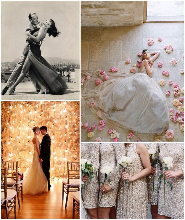 Clockwise from top L: Pinterest; Elizabeth Messina; Tec Pataja; Pinterest