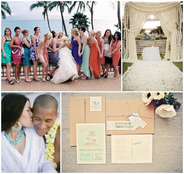 Clockwise from top L: Wendy Laurel; Pinterest; Tamiz Photography; Lacie Hansen