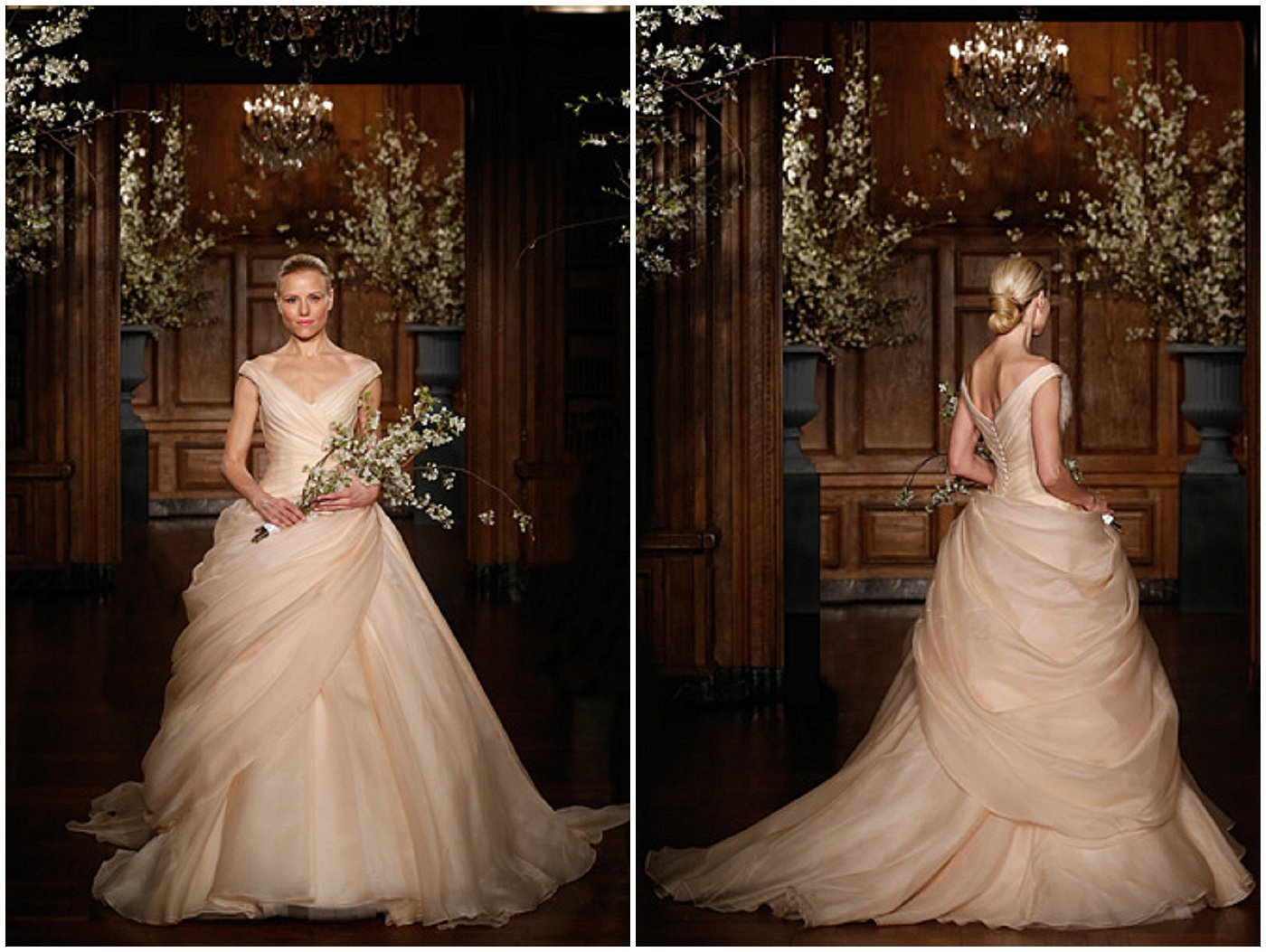 entry romona keveza collection spring wedding dresses